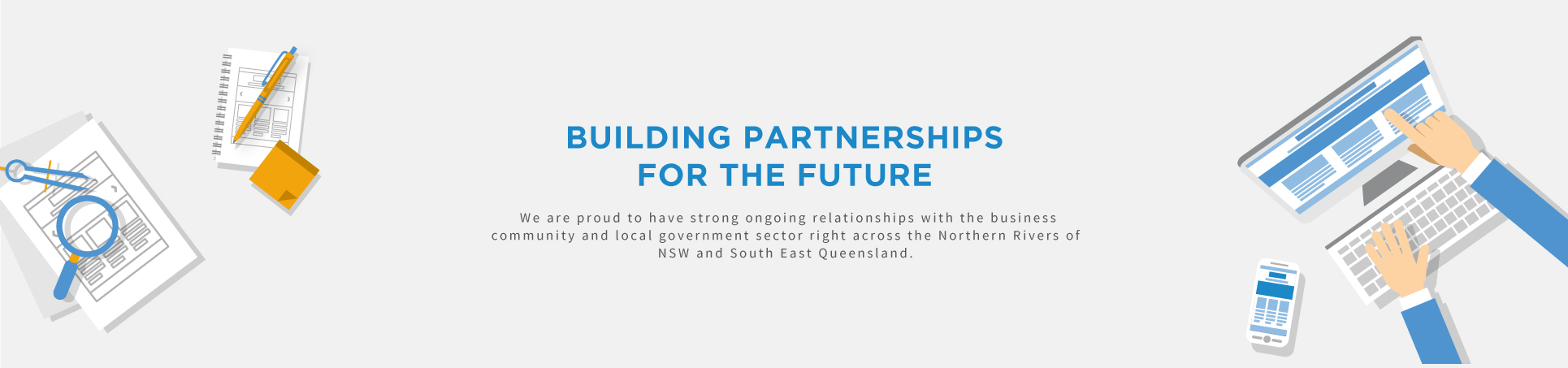 Building partnerships for the future